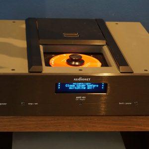 Audionet CD speler DAC ART G-3