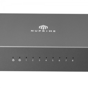 nuprime Omnia SW-8 netwerkswitch