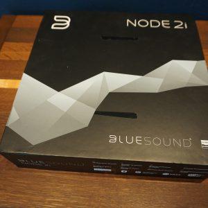 VERKOCHT Bluesound node 2I