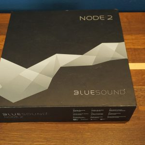 VERKOCHT Bluesound node 2